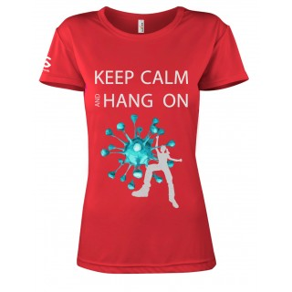 HOLD ON T-shirt woman